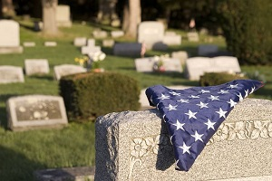 veterans burial services